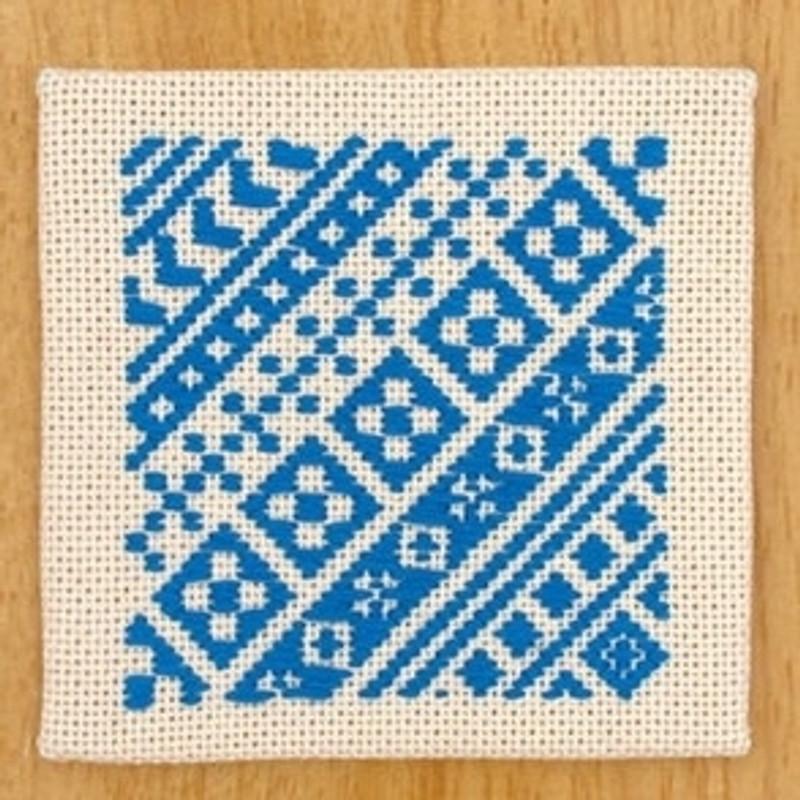 Kogin Kit  Coaster K-28