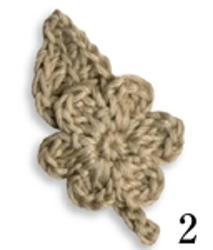 Crochet Thread Linen Nature Bisque LN-2