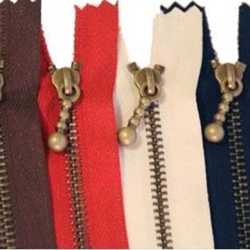 Metal Zippers BZ-10