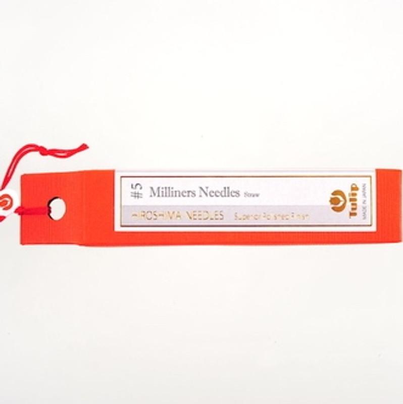 Milliners Needles #5 THN-077e