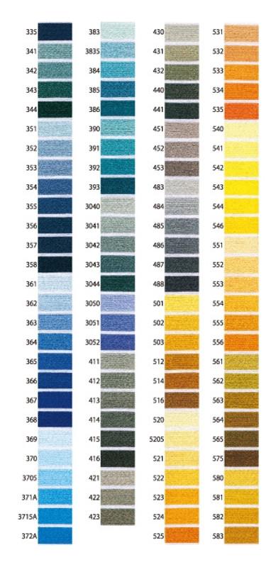 Embroidery Thread Olympus  3 ETH3
