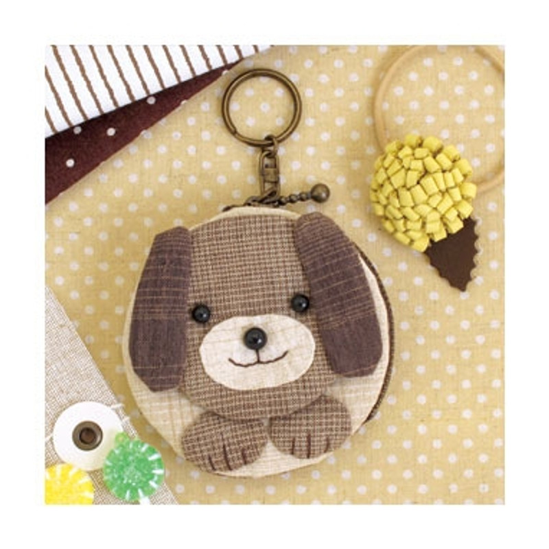 Olympus Patchwork Kit Puppy Maccaroon PA-609