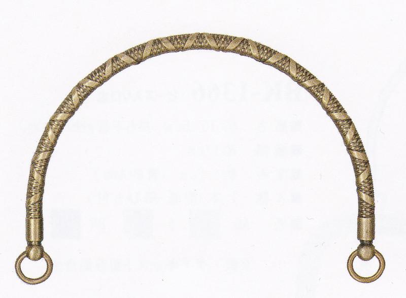 Purse Handles Antique Gold BK-1176AG