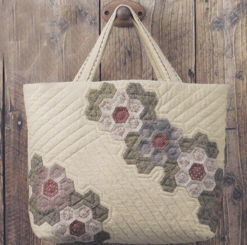Olympus Patchwork Kit Quilters Collection Hexagon Bag PA-439