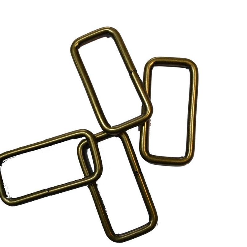 Rectangle Ring 4pk AK-5-38