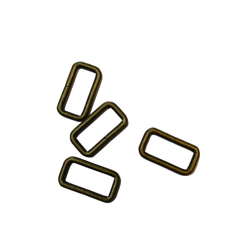 Rectangle Rings 4pk AK-4-23