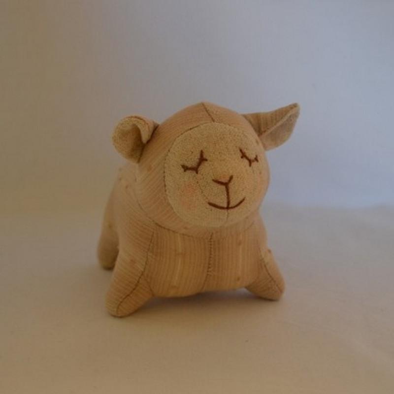 Olympus Patchwork Kit Sheep Animal Mascot PA-450