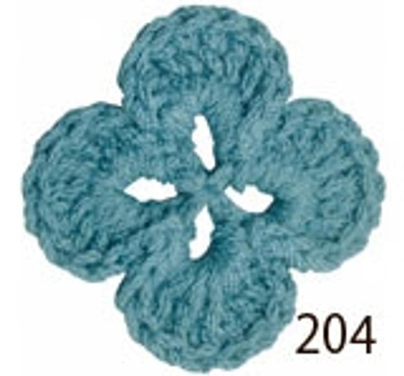 Sashiko Thread Souffle Thick Blue ST-204