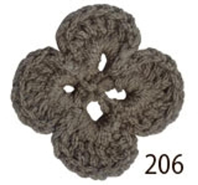 Sashiko Thread Souffle Thick Dark Grey ST-206