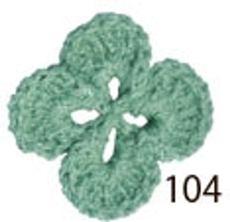 Crochet Thread Souffle Thin Mint STN-104