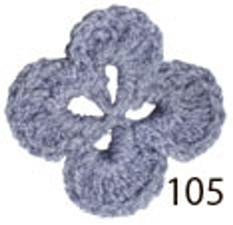 Crochet Thread Souffle Thin Purple STN-105