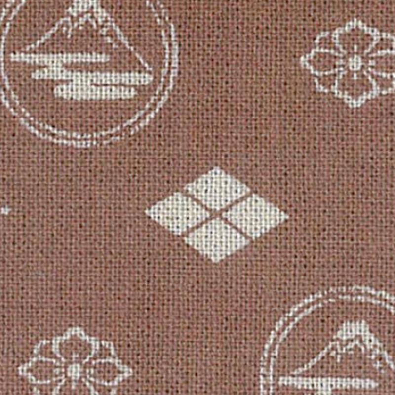 Takumi Printed Cotton Fabric 13N-8E