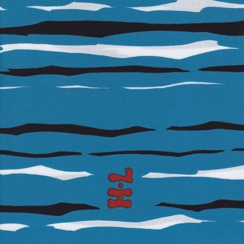 Yukata Printed Cotton Fabric Multi-Coloured TY-0546