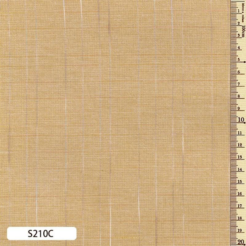 Sakizome Momen Fabric Lattice Check  S210C