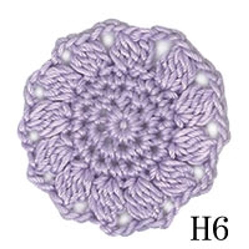 Crochet Thread Emmy Grande House 25g EGH-H6