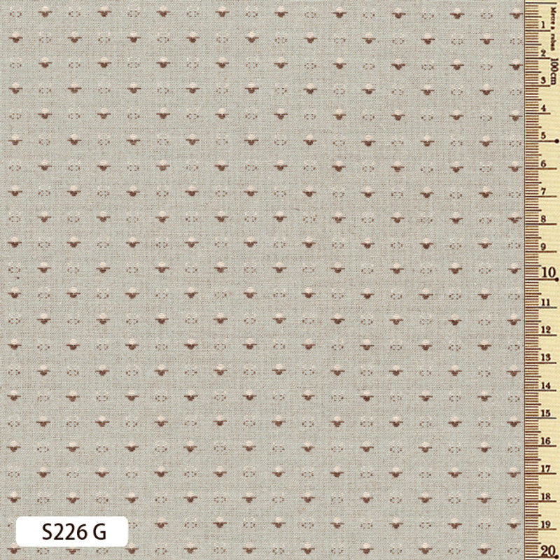 Sakizome Momen Fabric  S226G