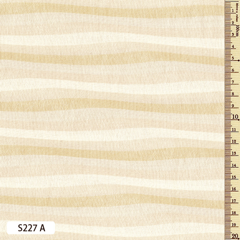 Sakizome Momen Fabric  S227A