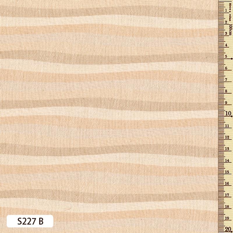 Sakizome Momen Fabric  S227B