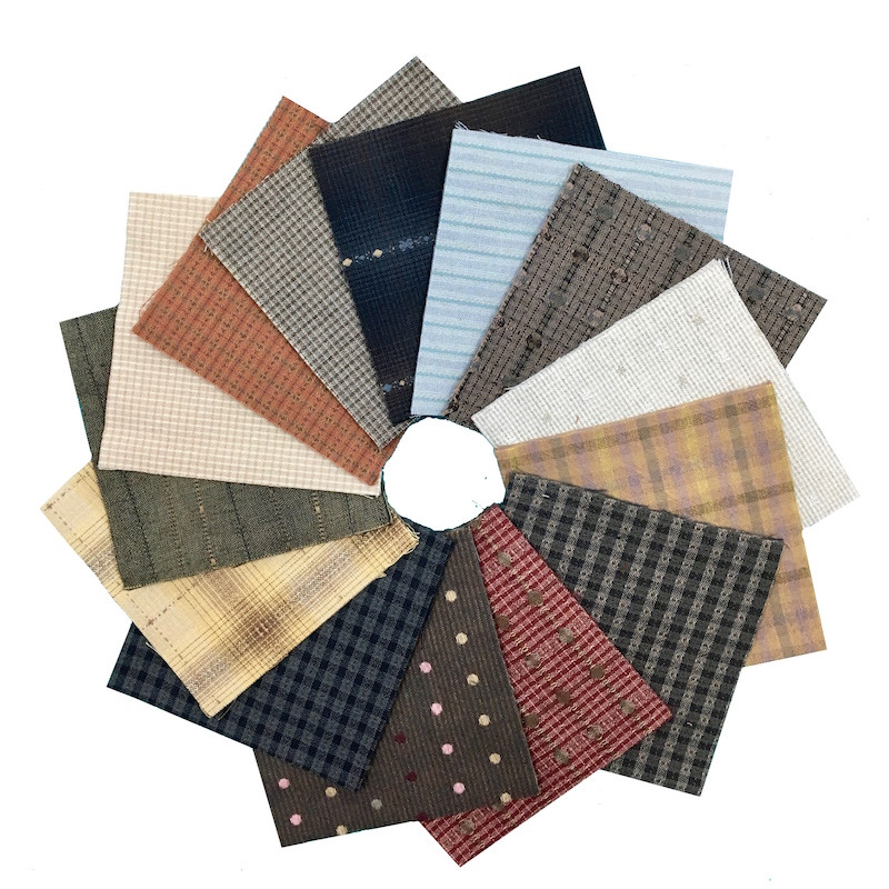 Sakizomemomen Cut Cloth Packs - Mixed SMCC-002