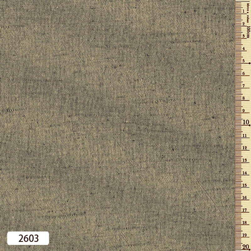 Tsumugi Cotton Fabric TS2-2603