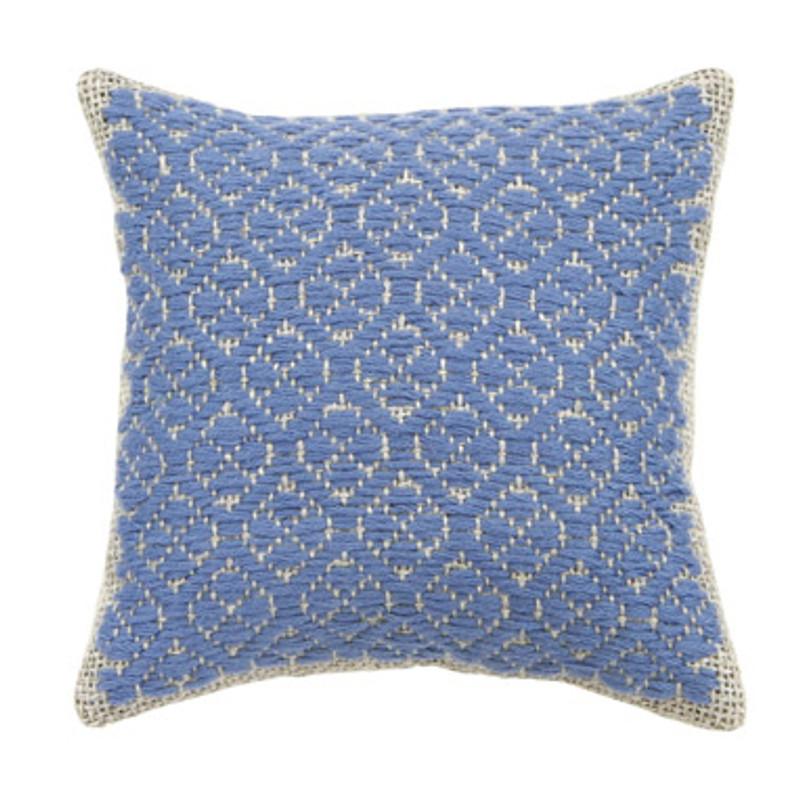 Kogin Kit Blue Cushion KK-63