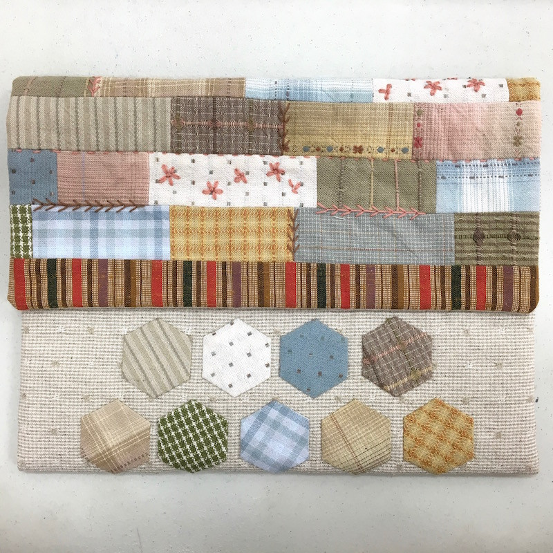 Cobblestones Sewing Pouch & Needle Book Pattern CPD-01