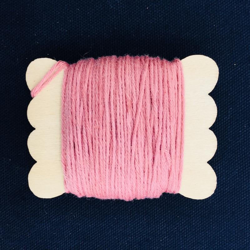 Sun Dyed Sashiko Thread  20m Pink STBW-03