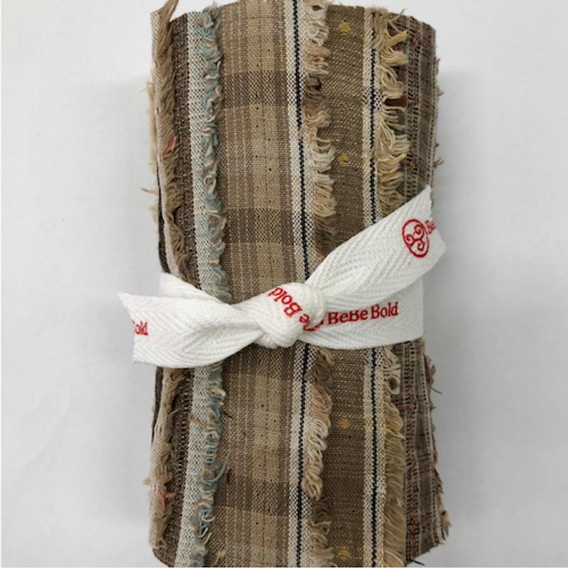 Yarn-Dyed Fabric Bundle Taupe  YDFB-T