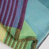 Beach Towel generous bright colorful 100% cotton woven in South Africa