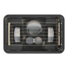 JW Speaker Heated 4x6 Model 8800 Evo 2 - Black