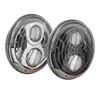 """JW Speaker Heated 7"""" Model 8700 Evo 2"""