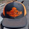 Snapback Neon Orange Hammerlane Hat
