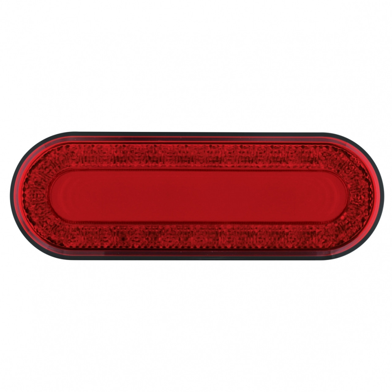 Turn /& Tail Light United Pacific 24 LED 4 Round Mirage Stop Red LED//Red Lens