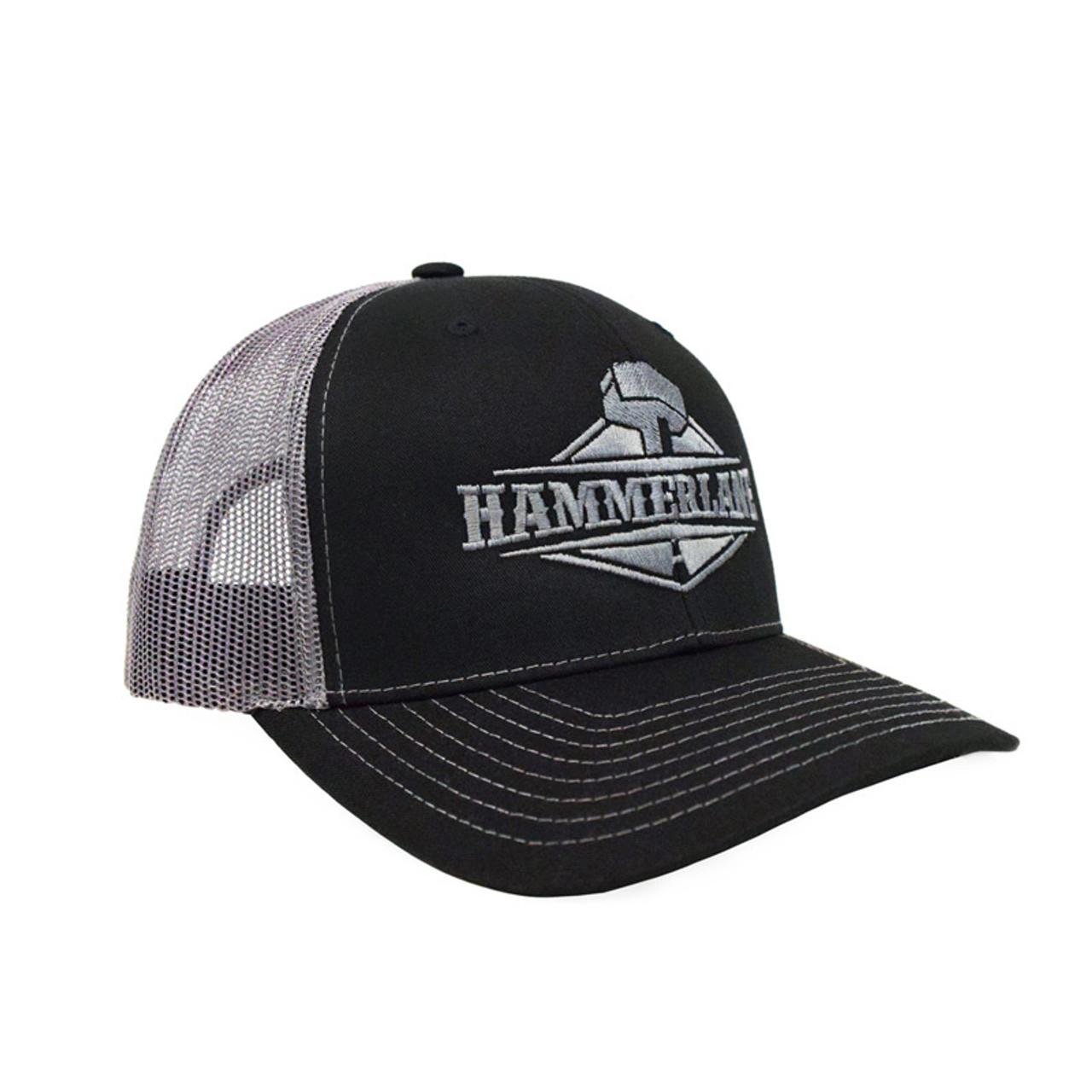 b5cbb47e Snapback Neon Charcoal Silver Hammerlane Hat - LF Truck Centre Ltd.