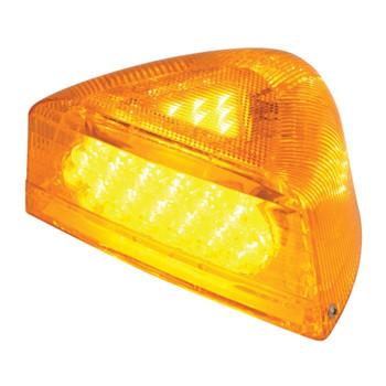 37 Amber Led Peterbilt Front Turn Signal Light - Amber