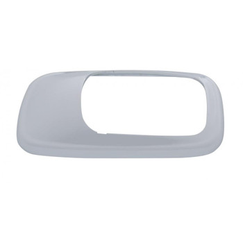 Chrome 2006+ Peterbilt Rectangular Dome Light Cover