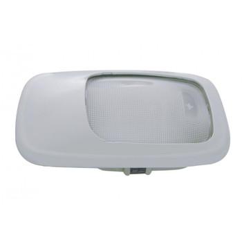 Chrome 2006+ Peterbilt Rectangular Dome Light Cover