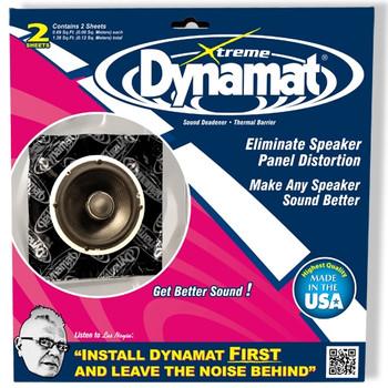 Dynamat Xtreme Speaker Kit - 7 ft sq