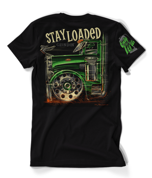 Grindin' Stay Loaded T-Shirt