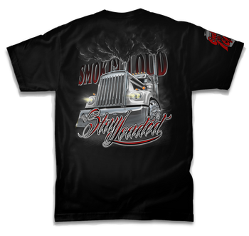 Smokin' Loud... Stay Loaded T-Shirt