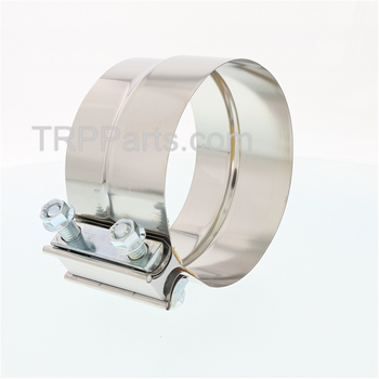 "TRP 5"" SS Exhaust Step Clamp"