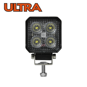 "ULTRA Series Square LED Flood Lamp - 3.5"" x 3"""