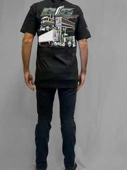 High on Miles - Big Strappers Tee