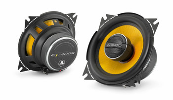 4-inch (100 mm) C1 Coaxial Speaker - JL Audio