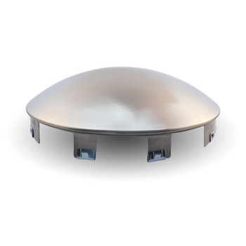 Stainless Steel Front Hubcap