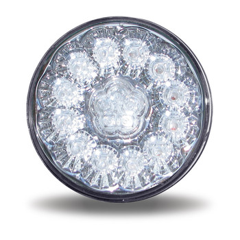 """4"""" Super Diode Amber Stop, Turn & Tail LED (17 Diodes)"""""""