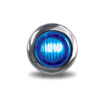 Mini Button Dual Revolution LED