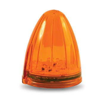 Peterbilt Bullet Cab Amber LED (19 Diodes)