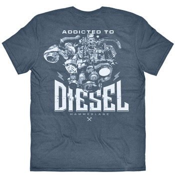 Diesel Addicted Hammer Lane Shirt