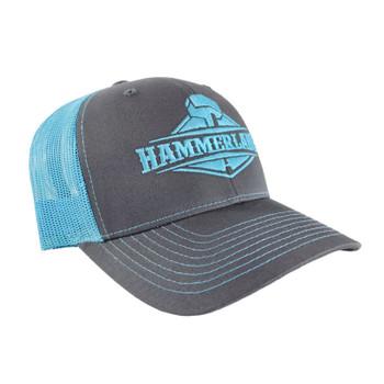 Snapback Neon Blue Hammerlane Hat